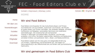 Food Editors Club e. V.